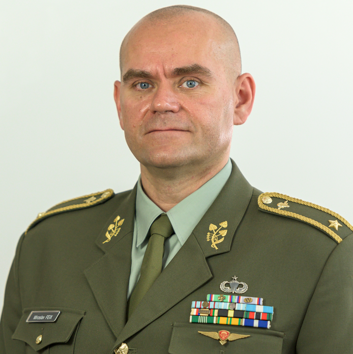 Miroslav Feix - Umělá inteligence varmádě
